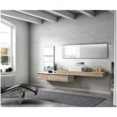 Vonios baldų komplektas Hafro Change comp. 1